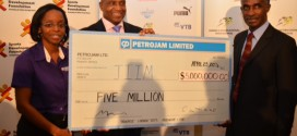 Petrojam Lends its support to the tune of $5 Million