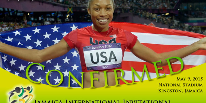 Allyson Felix Confirms